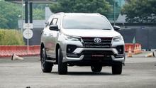 Fortuner 4x4 Turun Rp46 Juta, Toyota Studi Varian Lebih Murah