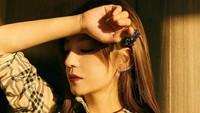 <p>Wajah Vicki Zhao pun terlihat mulus tanpa kerutan walaupun difoto dari dekat. (Foto: Instagram @vicki_zhaowei)</p>