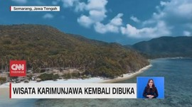 VIDEO: Wisata Karimunjawa Kembali Dibuka