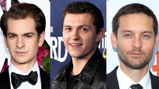 Sony Pictures merespons rumor Tobey Maguire dan Andrew Garfield bergabung di film Spider-Man 3 untuk menampilkan Peter Parker versi mereka.