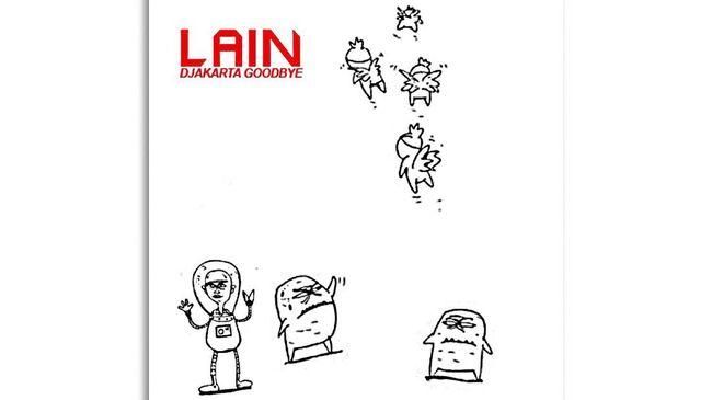 Band LAIN merilis ulang debut sekaligus album mereka satu-satunya, Djakarta Goodbye, dalam format digital.