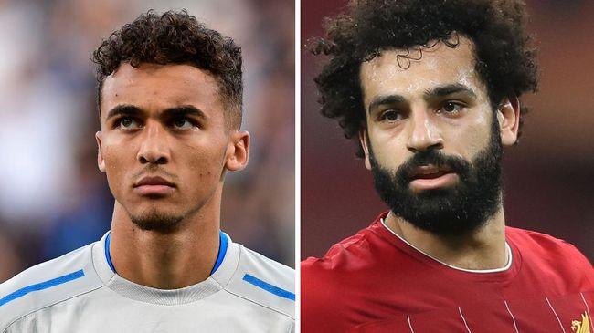 Dominic Calvert-Lewin dan Mohamed Salah akan beradu tajam dalam derbi Merseyside antara Everton vs Liverpool besok malam.