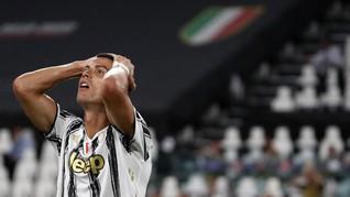 Liga Champions: Ronaldo Gagal Reuni dengan Messi