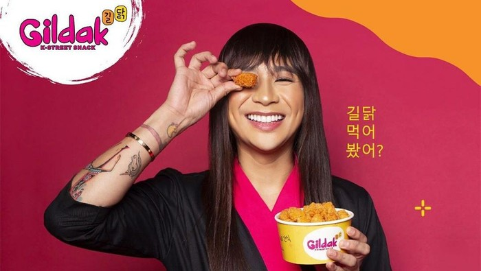 Gildak, Street Food Korea Bisnis Baru Influencer Jovi Adhiguna Setelah Street Boba