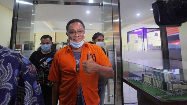 Jumhur Tolak Dakwaan Jaksa soal Sebar Hoaks Omnibus Law