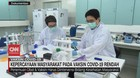 VIDEO: Kepercayaan Masyarakat pada Vaksin Covid-19 Rendah