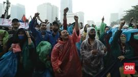 Setahun Jokowi-Ma'ruf, Jogja Memanggil Menggema di Medsos