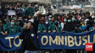 Omnibus Law Cipta Kerja, 'Kado' Jokowi Buat Buruh
