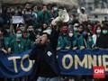 Stafsus Milenial Jokowi Temui Pedemo Tolak Omnibus Law