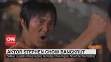 VIDEO: Aktor Stephen Chow Bangkrut
