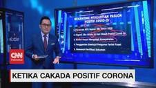VIDEO: Ketika Cakada Positif Corona