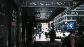 FOTO: Hotel Legendaris Berusia 100 Tahun di New York Tutup