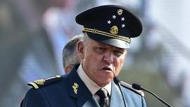 Mantan Menteri Pertahanan Meksiko Ditangkap di AS
