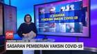 VIDEO: Sasaran Pemberian Vaksin Covid-19