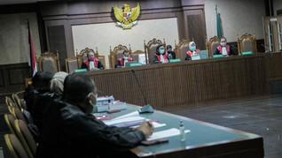 Vonis Eks Dirut Jiwasraya Dipangkas Jadi 20 Tahun Penjara