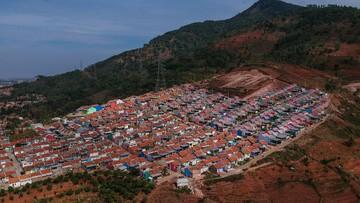 Wakil Presiden Ma'ruf Amin mengatakan pemerintah telah menyiapkan anggaran sebesar Rp30 triliun untuk pembiayaan perumahan 2021.