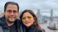 <p>Pernikahan keduanya pun terlihat adem ayem dan jauh dari gosip miring. Bahkan mesra saat liburan ke London. (Foto: Instagram @cutkeke_xavier) </p>