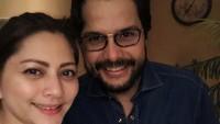 <p>Merayakan ulang tahun suami secara sederhana bersama anak laki-laki mereka. Babah menjadi panggilan kesayangan Cut Keke dan anaknya ke Malik. (Foto: Instagram @cutkeke_xavier)</p>