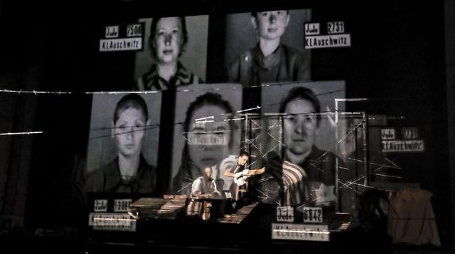 Sebuah diari dari penyintas Holocaust diangkat menjadi pementasan teater bertajuk  The Beautiful Days of My Youth.