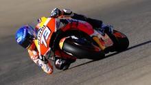 Hasil FP1 MotoGP Teruel: Marquez Kalahkan Nakagami