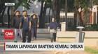 VIDEO: Taman Lapangan Banteng Kembali Dibuka