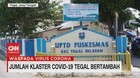 VIDEO: Jumlah Klaster Covid-19 Tegal Bertambah