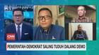 VIDEO: Pemerintah-Demokrat Saling Tuduh Dalang Demo