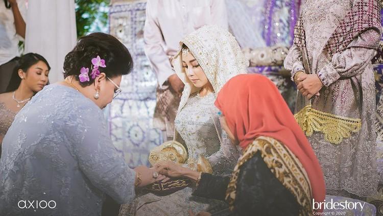 Pernikahan Nikita Willy
