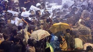Bungkam Protes, Polisi Thailand Ingin Tutup Facebook Pedemo
