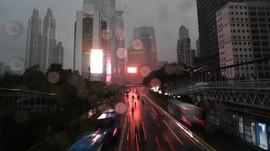 BPPT Ungkap Sebab Hujan Guyur Jabodetabek Seharian Kemarin
