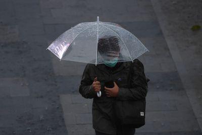 Update, BMKG: Waspada Hujan, Petir dan Angin Kencang di Jakarta