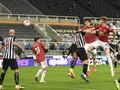 Hasil Liga Inggris: MU Hajar Newcastle 4-1