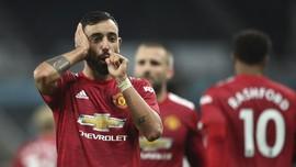 Dipilih Jadi Kapten Man Utd, Bruno Fernandes Bingung