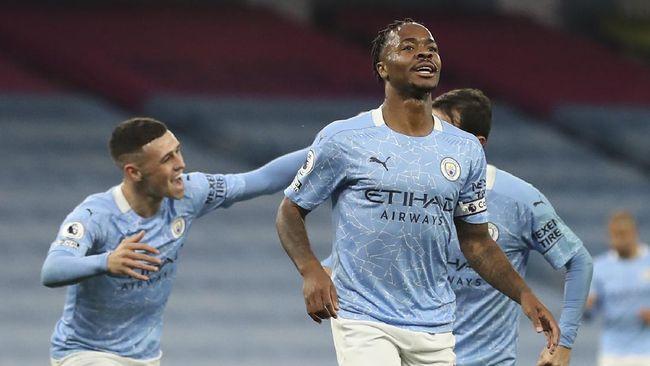 Manchester City menang 1-0 atas Arsenal dalam pertandingan pekan kelima Liga Inggris di Stadion Etihad, Sabtu (17/10).