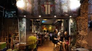 FOTO: Club 71, Bar Aktivis Hong Kong yang Mati karena Pandemi