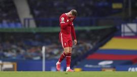Liverpool Sedang Tak Disayang Dewi Fortuna