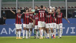 Hasil Liga Eropa: Milan Perkasa, Kalahkan Sparta Prague 3-0