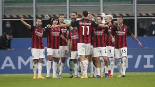 FOTO: AC Milan Kembali Berjaya di Derby Della Madonnina