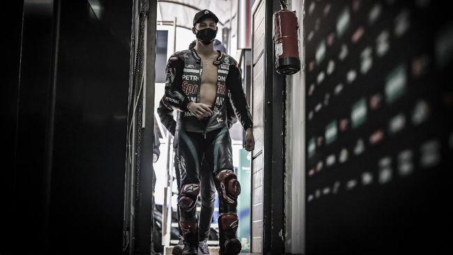 Casey Stoner menyindir Fabio Quartararo, Maverick Vinales, dan Andrea Dovizioso yang gagal memanfaatkan momentum absennya Marc Marquez.