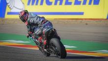 Quartararo Anggap Joan Mir Bencana di MotoGP Aragon