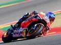 Marquez Bela Mir yang Emosi Usai Juara Dunia MotoGP 2020