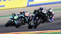 FOTO: Potret Terbaik Kemenangan Rins di MotoGP Aragon