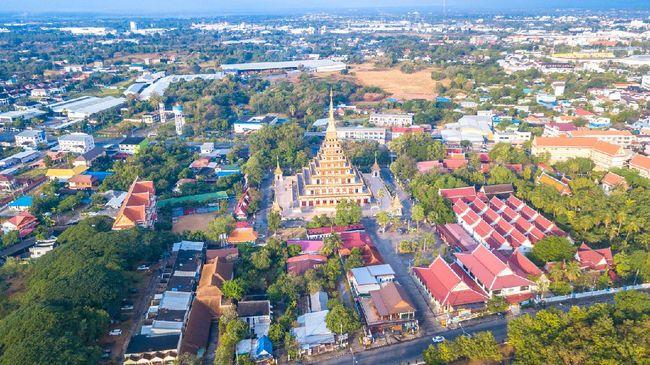 Thailand bisa menjadi salah satu pilihan melanjutkan studi. Selain dekat dari Indonesia, negara ini juga punya banyak objek wisata yang bisa dijelajahi.