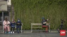 Mobilitas Warga Jakarta Meningkat Selama PSBB Transisi