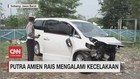 VIDEO: Putra Amien Rais Mengalami Kecelakaan di Tol Cipali