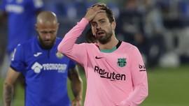 Klasemen Liga Spanyol Usai Madrid dan Barcelona Kalah