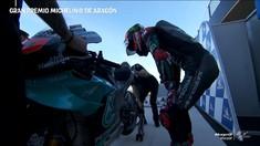 VIDEO: Quartararo Kesakitan Usai Kualifikasi MotoGP Aragon