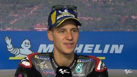 VIDEO: Quartararo Takut Cedera Parah Jelang MotoGP Aragon