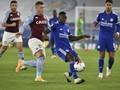 Hasil Liga Inggris: Aston Villa Menang atas Leicester