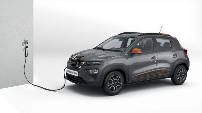 Dacia Spring Electric adalah versi listrik Renault Kwid yang ditawarkan khusus buat konsumen Eropa.